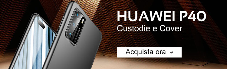 Custodie Huawei P40