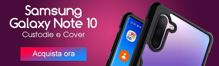 Custodie Samsung Galaxy Note 10 5G
