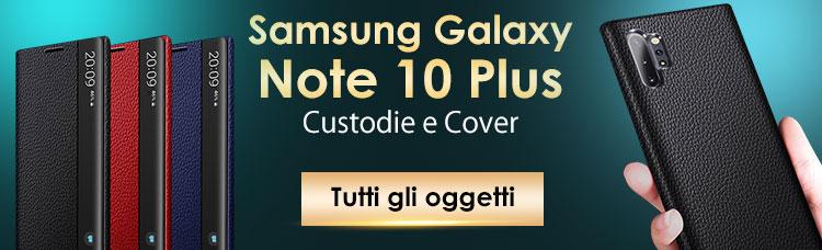 Custodie Samsung Galaxy Note 10 Plus
