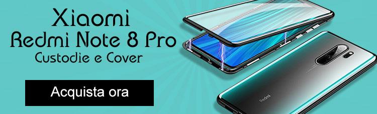 Custodie Xiaomi Redmi Note 8 Pro